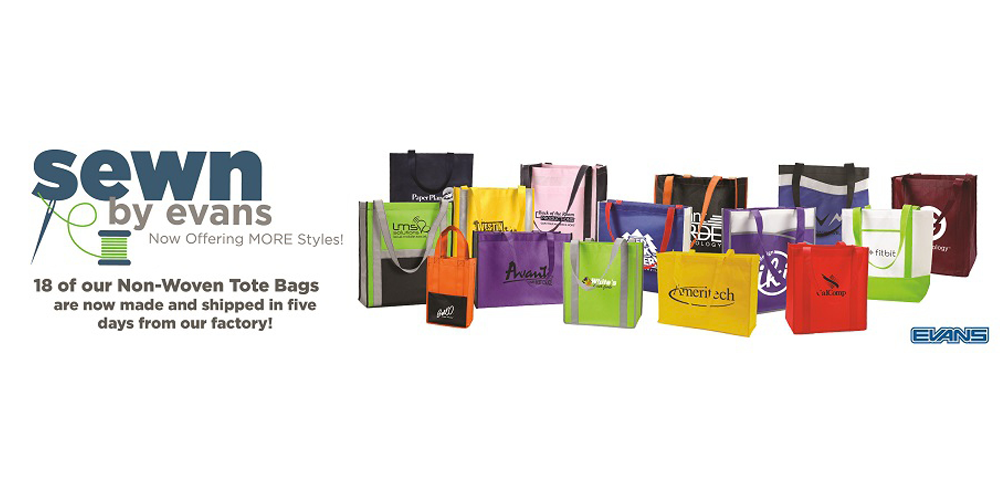 branded promotional bags