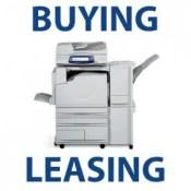 buying vs leasing copier report