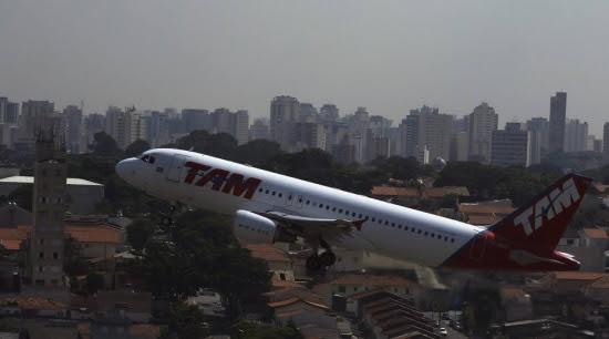O número de passageiros transportados aumentou 1,2% e a oferta cresceu 2%