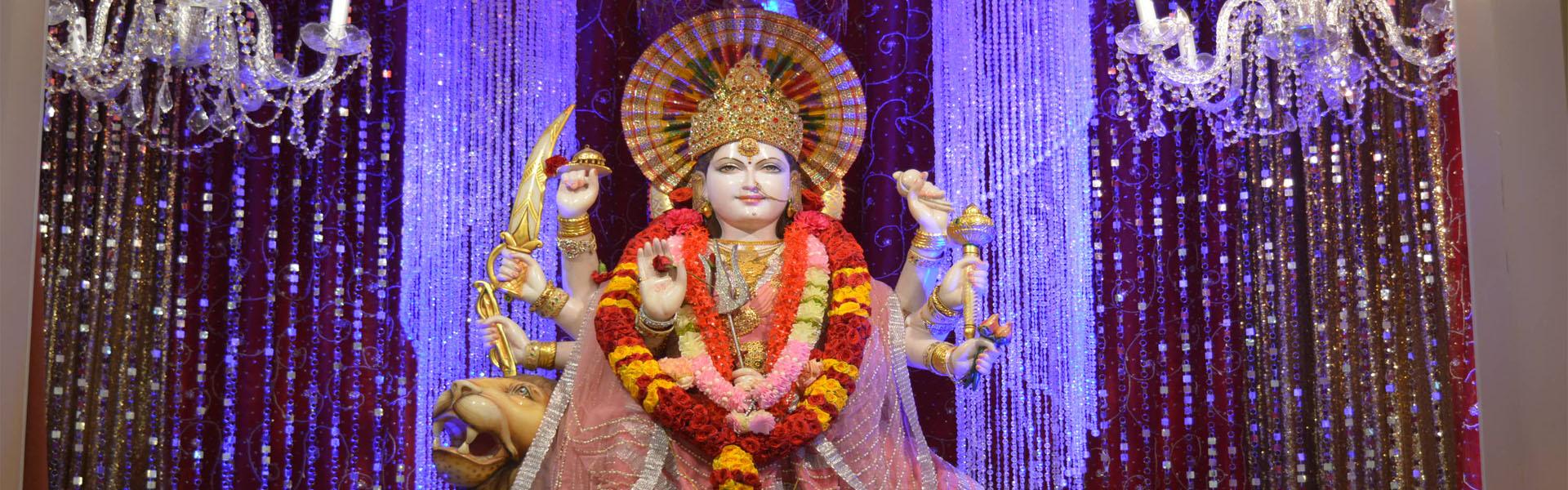 Fullsize Of Vraj Temple Pa