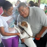 Dog owners and lovers come together for a day at the park
