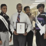 Hillside's William Logan named DPS Principal of the Year