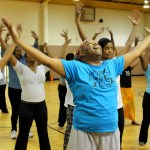 Workshop teaches dance and healthy living