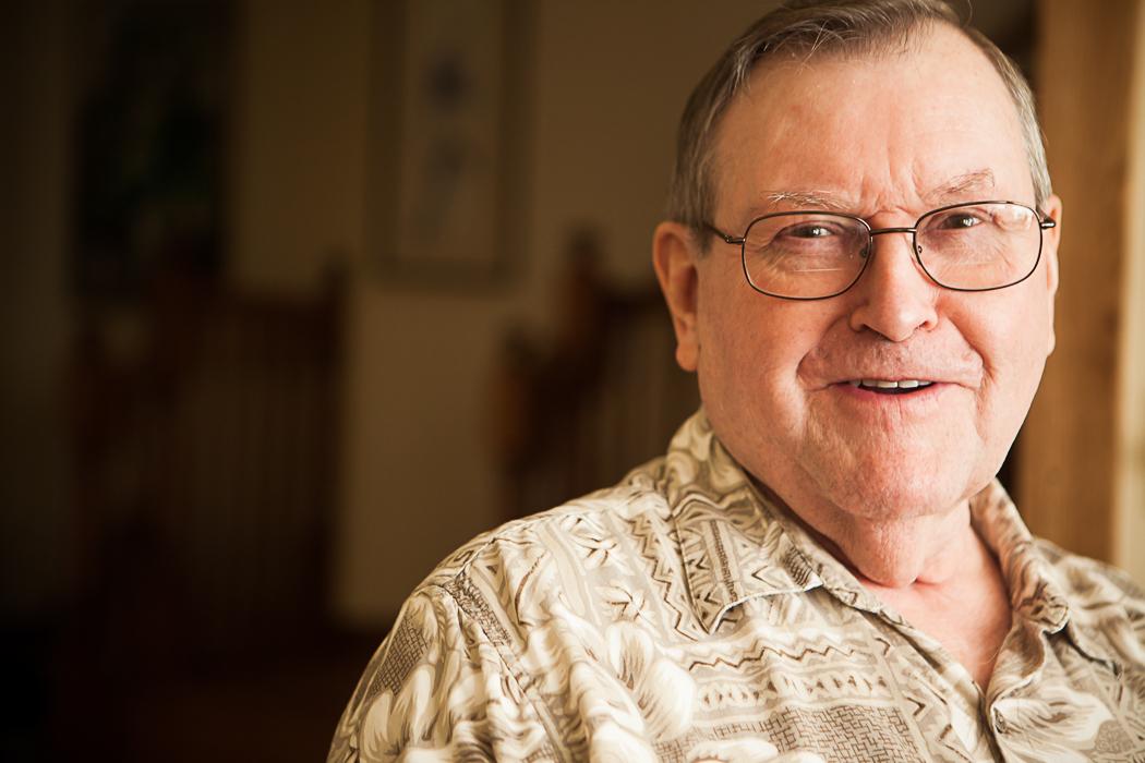 Ron Gillum's persistent friendliness