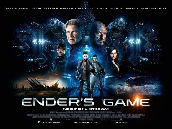 Ender's Game--the book that inspired me to share stories about people