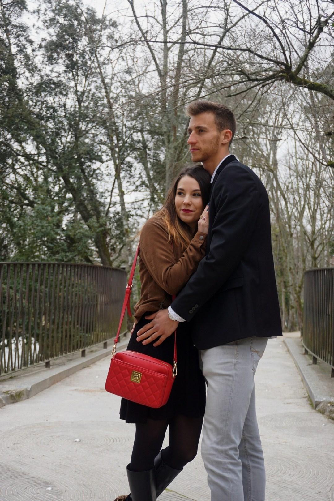 LOOK DE COUPLE POUR LA SAINT VALENTIN PARC MAJOLAN EYSINES BLOG BORDEAUX MODE CORSE 08