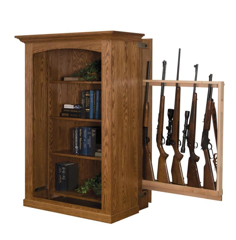 Large Of Hidden Gun Cabinet