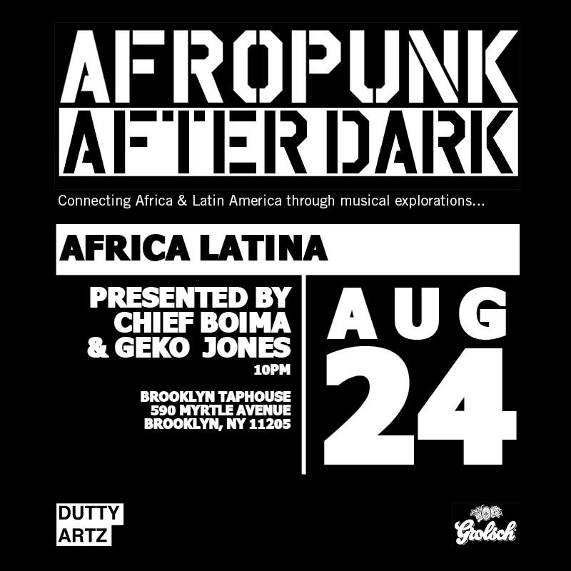 afropunk africalatina