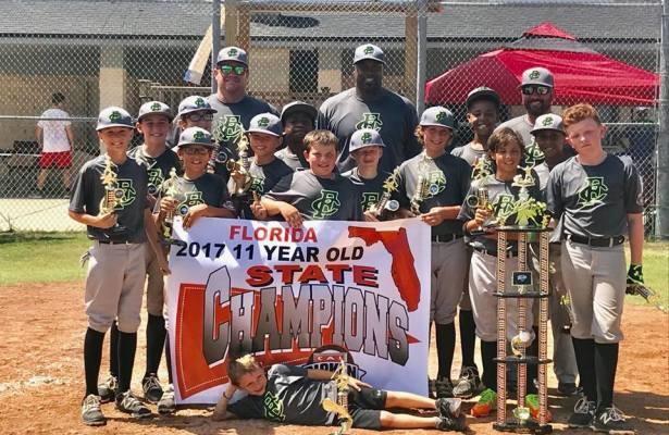 Fort Caroline state champs 2017