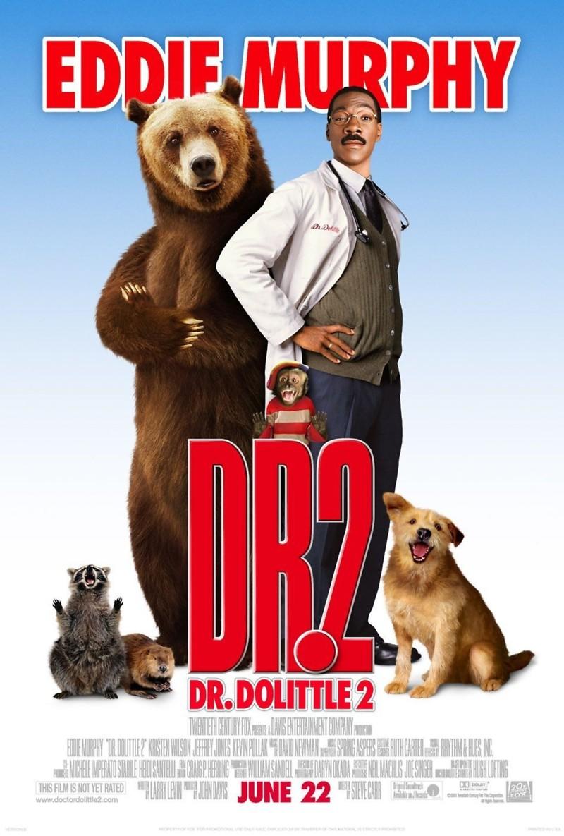 Poster do filme Dr. Dolittle 2