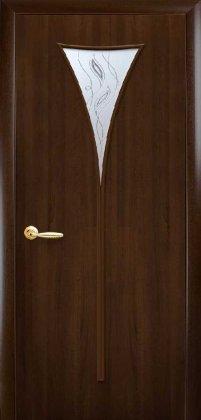 Двери Бора Новый Стиль орех