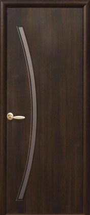 Двери Новый Стиль Дива каштан