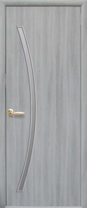 Двери Новый Стиль Дива ясень патина