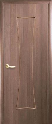 Двери Часы Новый Стиль золотая ольха
