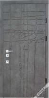 Двери Страж Стоун бетон темный