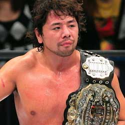 A Young Shinsuke. Still kind of a giant nerd.