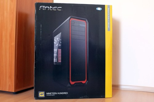 Antec Nineteen Hundred box