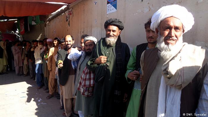 Image result for afghanistan election 2019 results