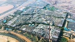 Masdar City, en Abu Dhabi