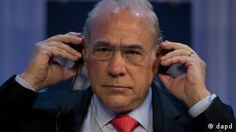 Glavni tajnik OECD-a, Angel Gurria