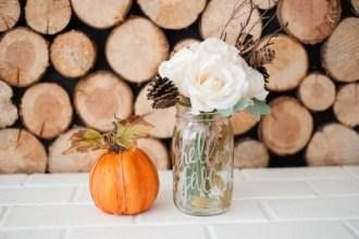 fall vase