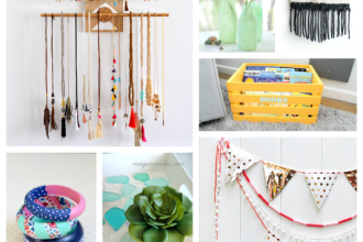 summer crafts and projects