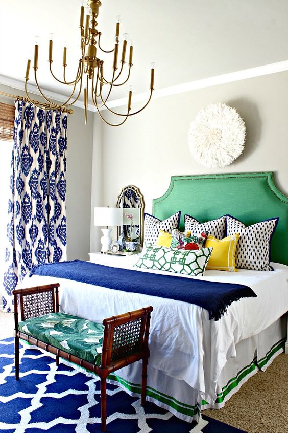 ... Eclectic Style Bedroom ...