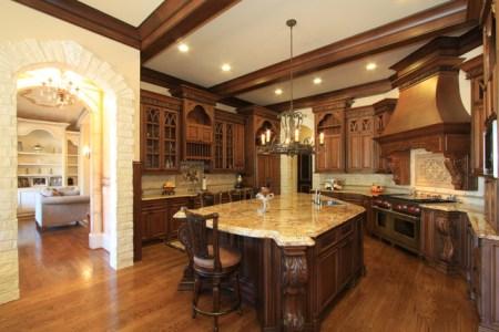 luxury traditional kitchen design