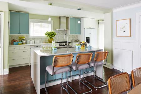 a designer ikea kitchen