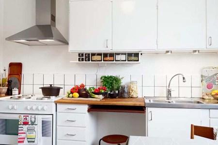 creative small kitchen design ideas 31