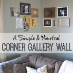 Corner Gallery Wall + Some Extra Gallery Inspiration!