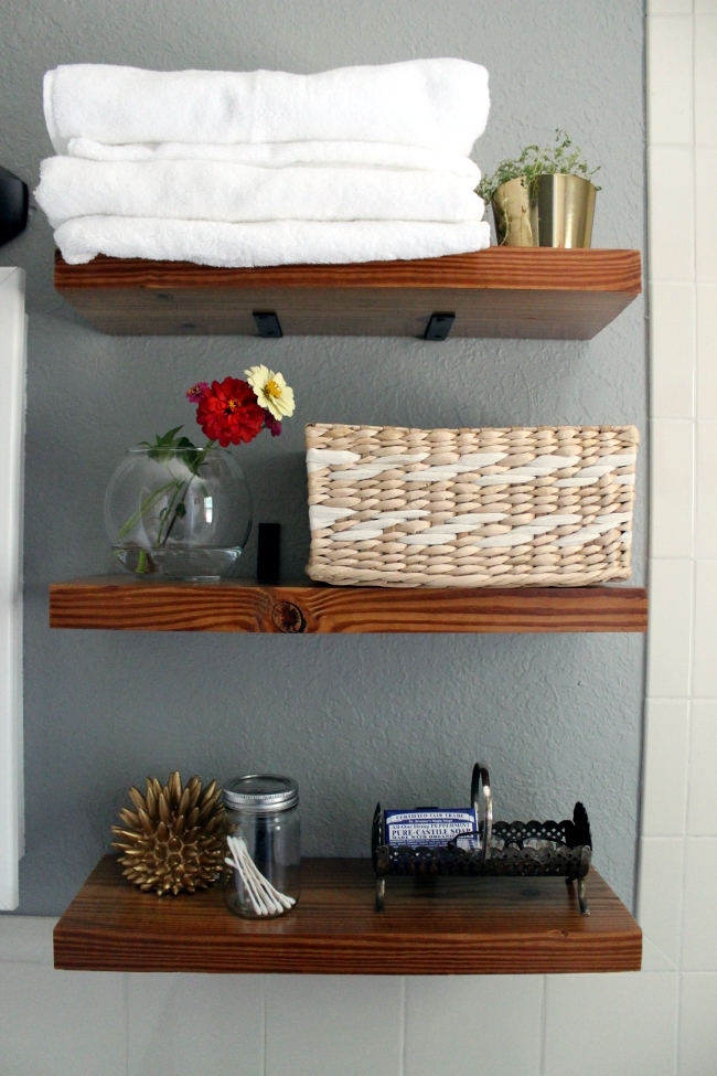 Fantastic 11 Best Bathroom Ladder Shelves For Toilet Storagereviews