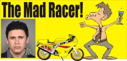 The Mad Racer