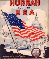 Hurrah for the USA