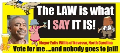 Mayor Eulis Willis of Navassa NC DWI 071211