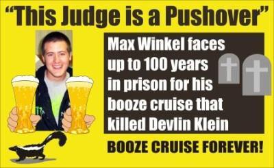 Max Winkel killed Devlin Klein Wisconsin 011312
