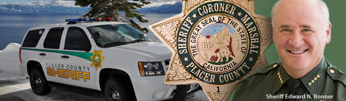 California: Placer County Sheriff reports DUI arrest bookings for May 30, 2016