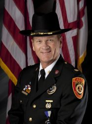 Easton Police Chief David Spencer