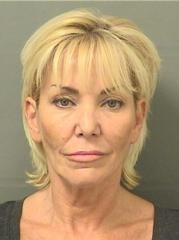 Nancy Jean Stoney DUI arrest by Palm Beach Shores Police on 021616