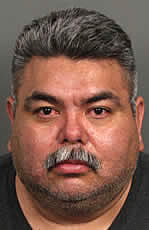 Anthony Palma DUI arrest resident of Coachella Calif. on 040216 by La Quinta Police