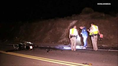 Bradley Russell McLeod charged with DUI in fatal crash Acton Calif 050816 photo courtesy of KABC