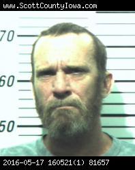 Russell Wayne Essex OWI Scott County Iowa 051716