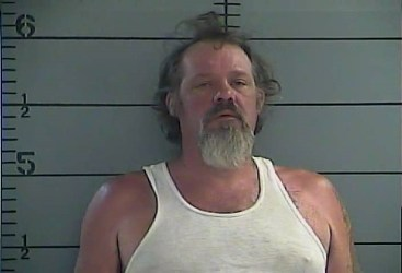 Donald Eugene Thompson OWI by Oldham County Police in Oldham County Sheriff Jail 063016