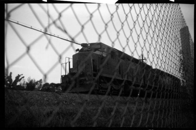 Kodak Plus X 125: vencido, mas não perdido