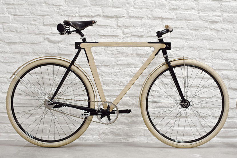 A Handmade Wooden Bike – DXI magazine