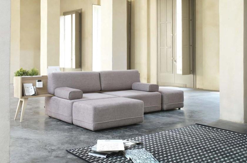 Sofá Two Be. Diseño: © Estudio Vitale