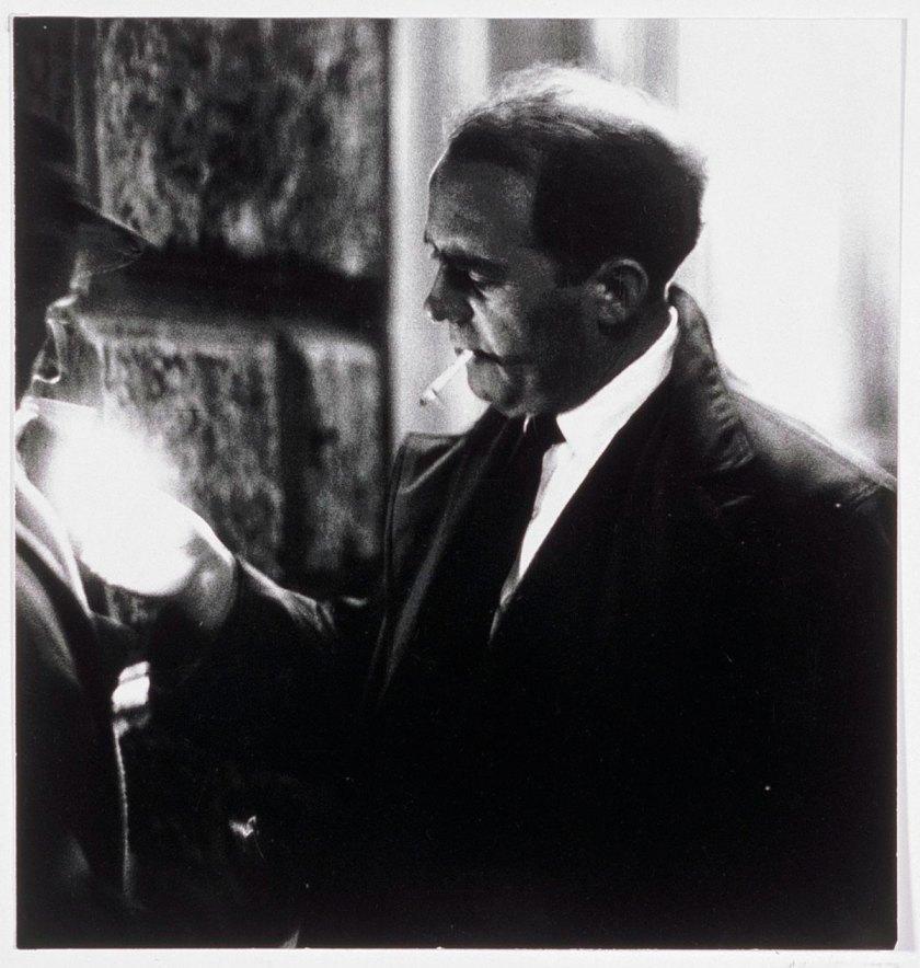 Chargesheimer, Heinrich Böll, around 1959, © Museum Ludwig, Köln, Photo: Rheinisches Bildarchiv Köln