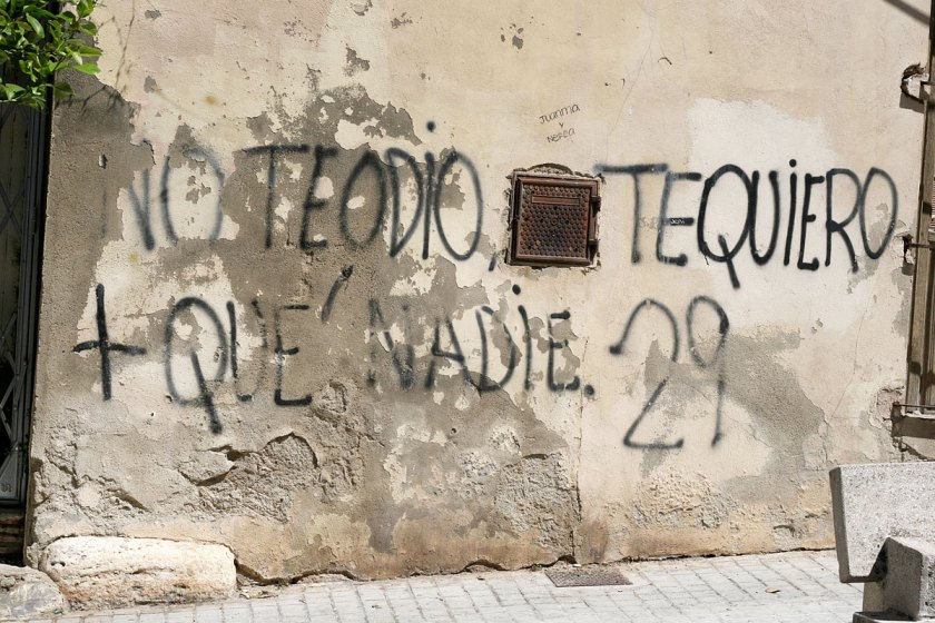 Foto: Pablo Ruiz. Godella, Valencia.