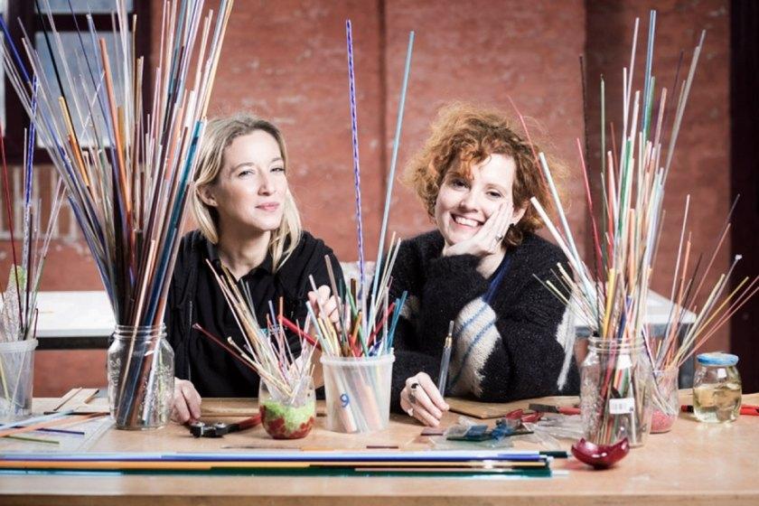 Serena Confalonieri (Italy) & Scuola del Vetro Abate Zanetti (Murano) - glass mosaic.