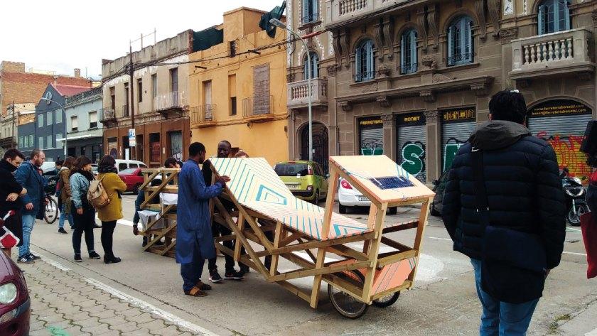 Mención ADI Cultura Proyecto Proyecto: GRIGRI Pixel Responsable: Susana Moliner Delgado